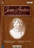 Jane Austen Collection: Stolz & Vorurteil / Verführung / Emma (5 DVDs)