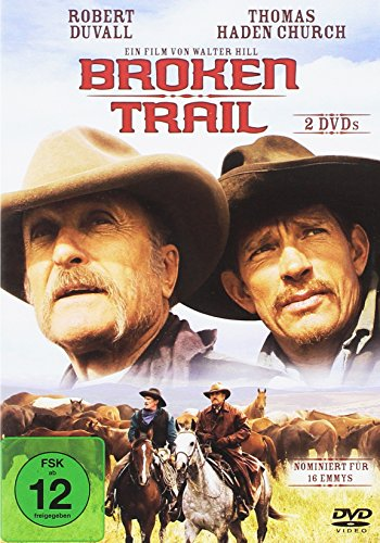 Broken Trail 2 DVDs