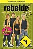 Rebelde Way - Lebe dein Leben (1.Staffel, Folge 01-25) (4 DVDs)