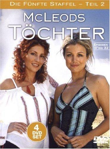 McLeods Töchter Staffel 5, Teil 2 (4 DVDs)