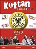 Kottan ermittelt - Akte 1/Fall 01-08 (4 DVDs)