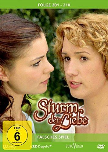Sturm der Liebe 21 - Folge 201-210: Falsches Spiel (3 DVDs)