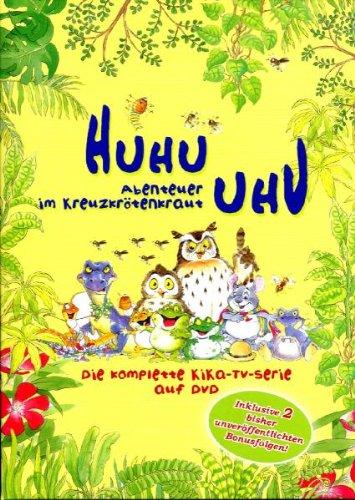 Huhu Uhu - Abenteuer im Kreuzkrötenkraut