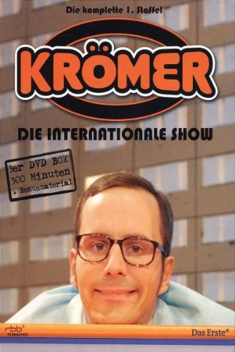 Kurt Krömer - Die internationale Show Staffel 1 (3 DVDs)