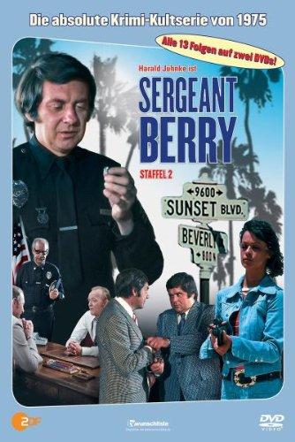 Sergeant Berry Staffel 2 (2 DVDs)