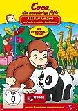 Coco, der neugierige Affe - Allein im Zoo und andere tierische Geschichten