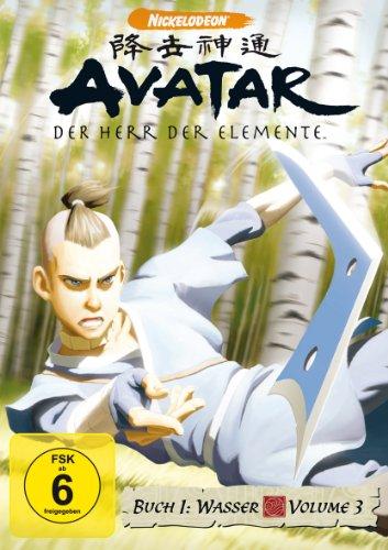 Avatar - Der Herr der Elemente Buch 1: Wasser, Vol. 3