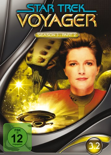 Star Trek - Voyager Season 3.2 (4 DVDs)