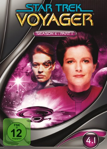 Star Trek - Voyager Season 4.1 (3 DVDs)