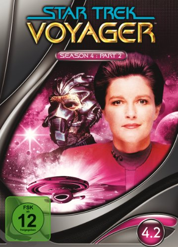 Star Trek - Voyager Season 4.2 (4 DVDs)