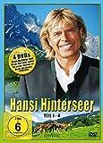 Hansi Hinterseer: Da wo die Berge sind, Teil 1-4 (4 DVDs)