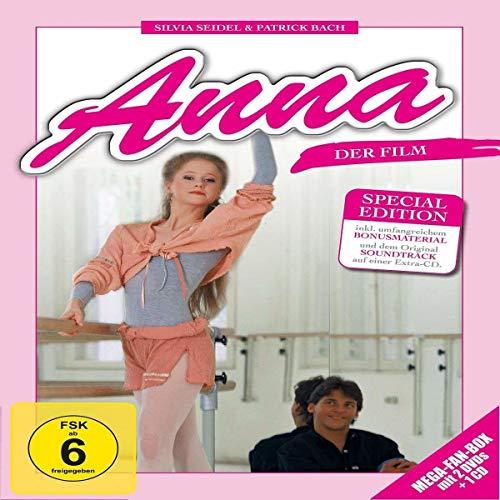 Anna Der Film (2 DVDs + Audio-CD)