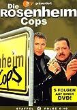 Die Rosenheim Cops - Staffel 4/Folge 6-10