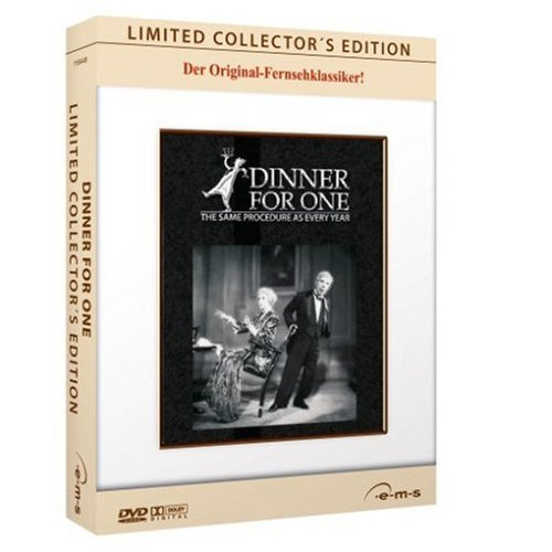 Dinner for One (Schweizer Version) - Limited Collector's Edition Schweizer Version - Limited Collector's Edition