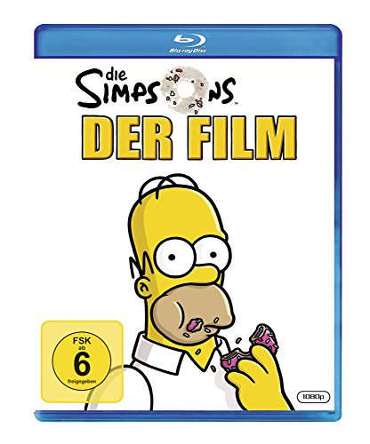 Die Simpsons Der Film [Blu-ray]