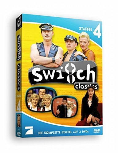 Switch Classics - Die komplette 4. Staffel (3 DVDs)