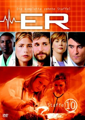 E.R. - Emergency Room Staffel 10 (3 DVDs)