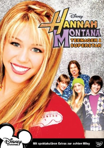 Hannah Montana Teenager und Superstar!