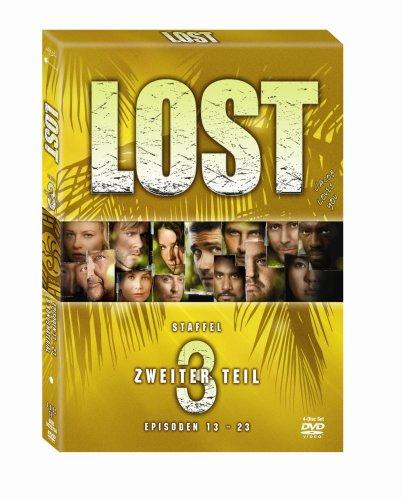 Lost Staffel 3/Teil 2 (4 DVDs)