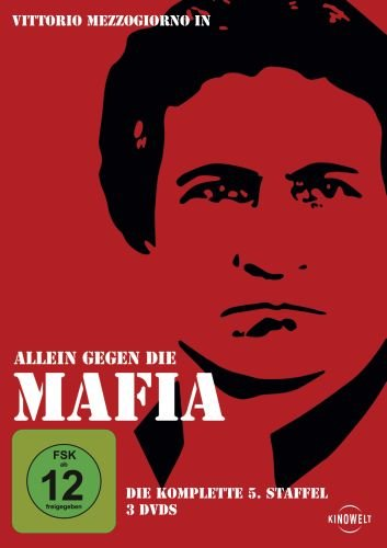 Allein gegen die Mafia Staffel 5 (3 DVDs)
