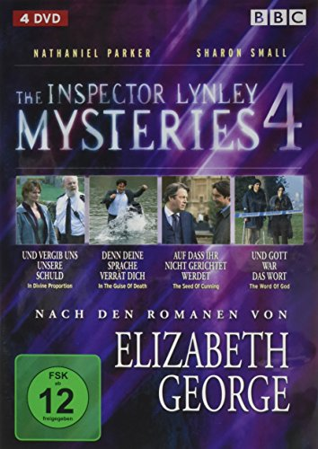 The Inspector Lynley Mysteries Box 4 (4 DVDs)