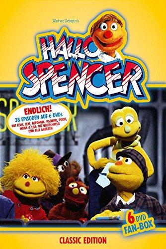 Hallo Spencer Classic Edition/Fan-Box (6 DVDs)