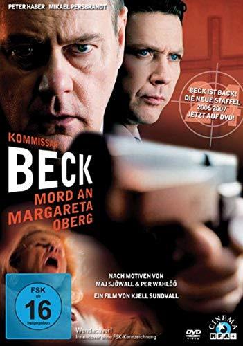 Kommissar Beck 24 - Mord an Margareta Oberg