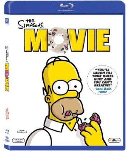 The Simpsons Movie [Blu-ray]