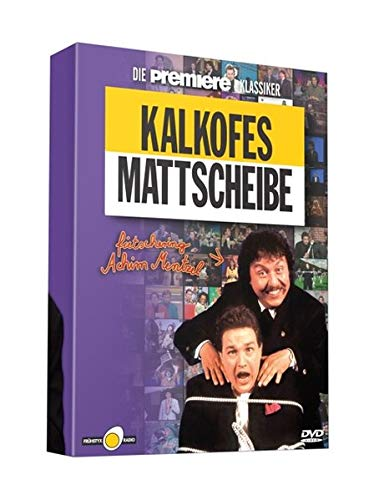 Kalkofes Mattscheibe fietschering Achim Mentzel (4 DVDs)
