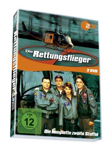 Die Rettungsflieger Staffel  2 (2 DVDs)
