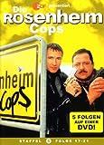 Die Rosenheim Cops - Staffel 4/Folge 17-21