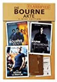 (1-3) Die Bourne Akte (3 DVDs)