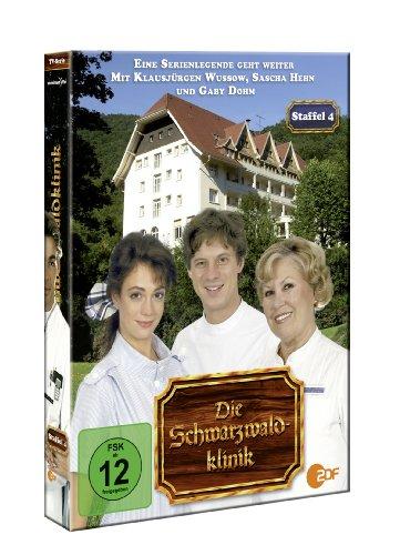 Die Schwarzwaldklinik Staffel 4 (4 DVDs)