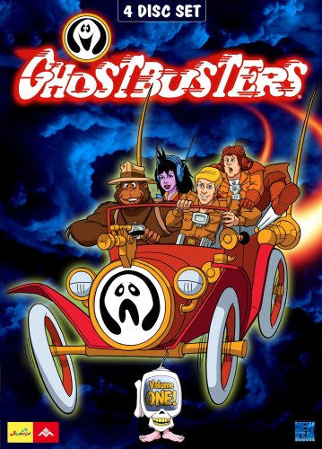 Ghostbusters Vol. 1 (4 DVDs)