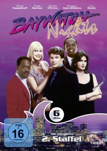 Baywatch Nights Staffel 2 (6 DVDs)