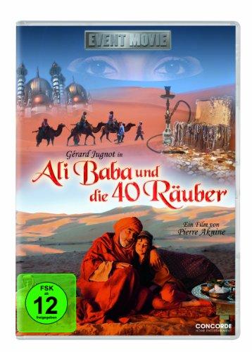 Ali Baba und die 40 Räuber