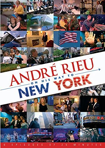 André Rieu on His Way to New York
