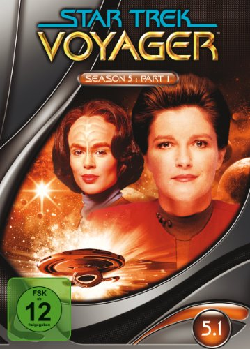 Star Trek - Voyager Season 5.1 (3 DVDs)