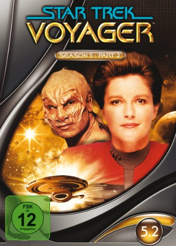 Star Trek - Voyager Season 5.2 (4 DVDs)