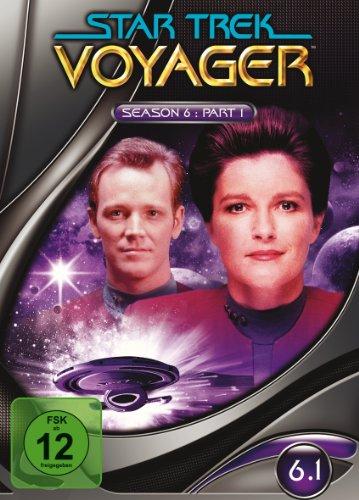 Star Trek - Voyager Season 6.1 (3 DVDs)