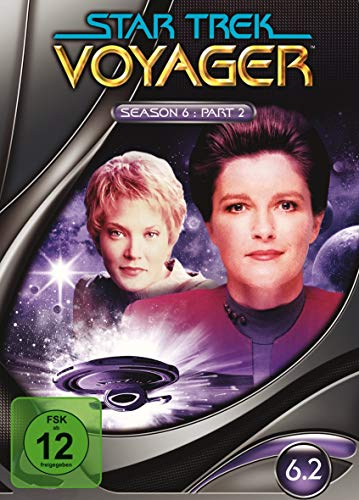 Star Trek - Voyager Season 6.2 (4 DVDs)