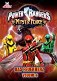 Power Rangers - Mystic Force Vol. 2: Das Feuerherz