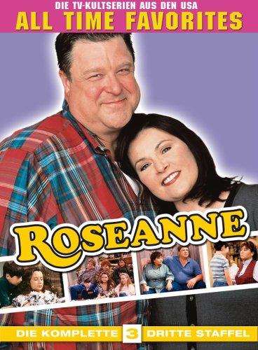 Roseanne Staffel 3 (4 DVDs)