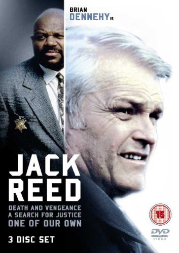 Jack Reed Collection: Death And Vengeance/A Search For Justice/One Of Our Own (3 DVDs)