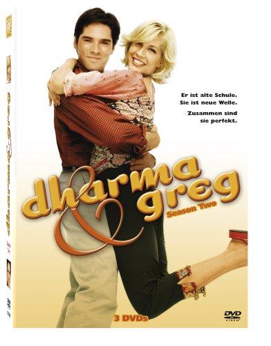 Dharma & Greg Season 2 (3 DVDs)
