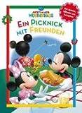 Micky Maus Wunderhaus: Ein Picknick mit Freunden.