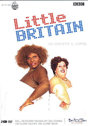 Little Britain Die komplette 3. Staffel (2 DVDs)