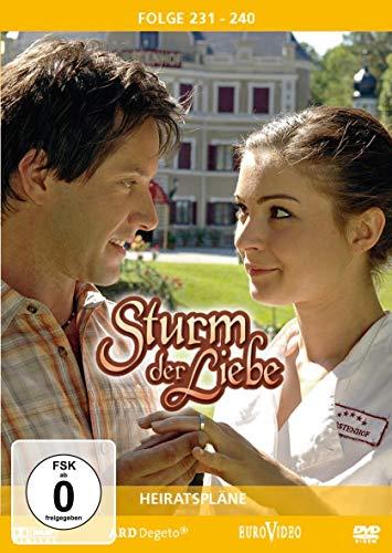 Sturm der Liebe 24 - Folge 231-240: Heiratspläne (3 DVDs)