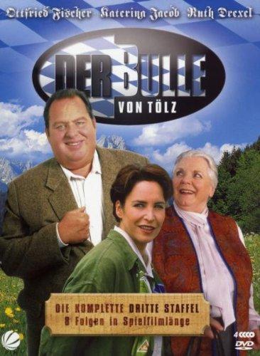 Der Bulle von Tölz Staffel  3 (4 DVDs)