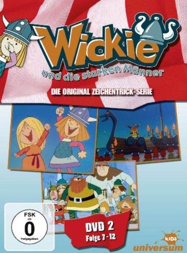 Wickie und die starken Männer DVD 2/Ep. 07-12